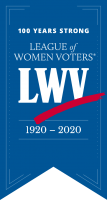 100 Years Strong: League of Women Voters 1920-2020