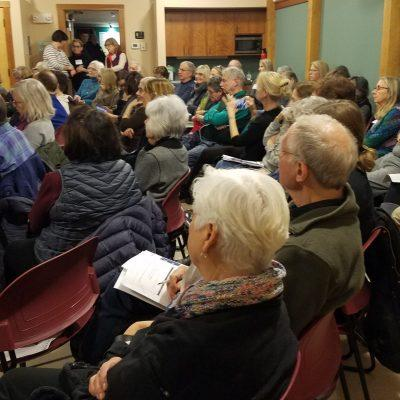 Northland forum audience