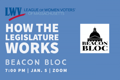 How the Massachusetts Legislature Works
