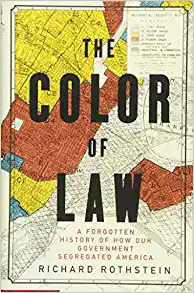 Cover: The Color of Law