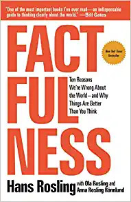 Cover: Factfulness